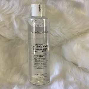 Bare minerals mineral cleansing water